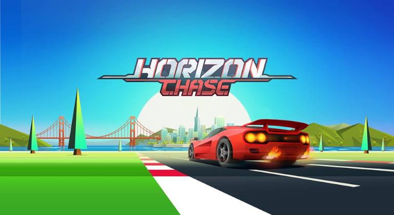 Horizon Chase es el juego de carreras para Android y tablets Canaima que buscas