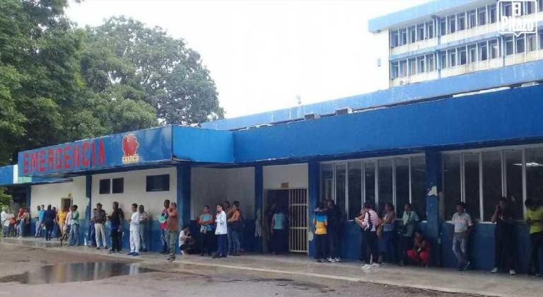 Sobreviviendo a una emergencia médica - Foto: Pedro Izzo