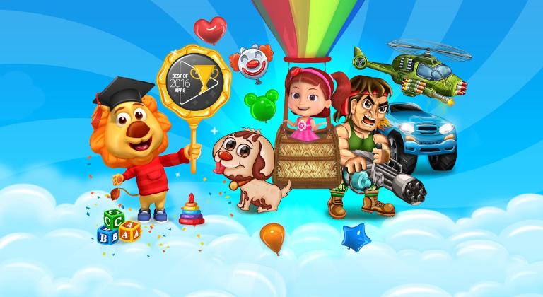 RV AppStudios desarrolla juegos educativos para niños sin publicidad ni micropagos