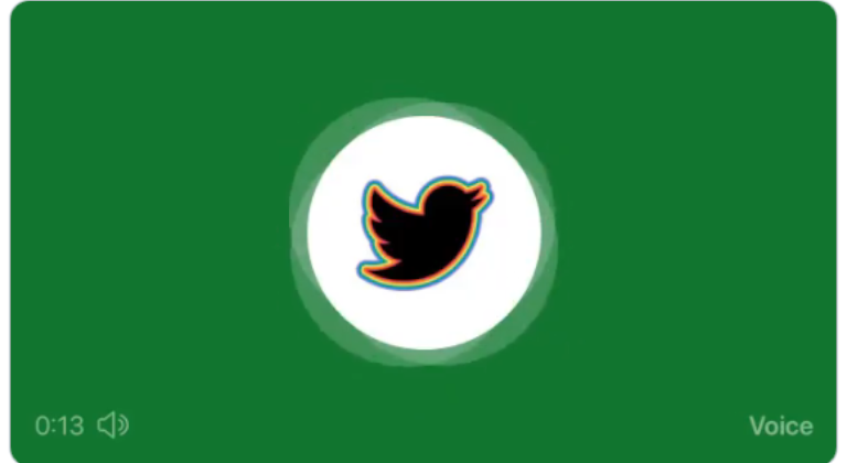 Los tweets con voz llegan sólo a Twitter para iOS