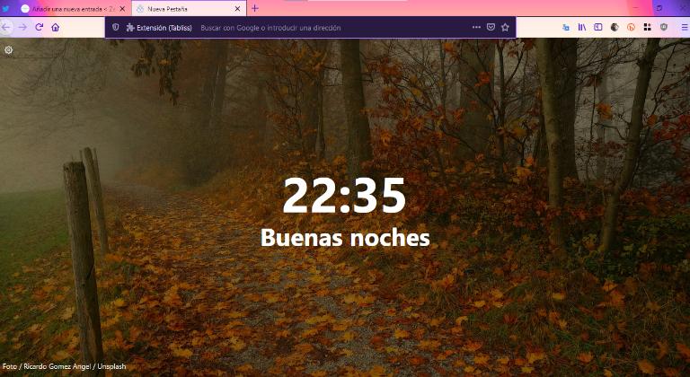 Firefox Alpenglow da un aspecto más fresco y desenfadado a tu navegador Firefox