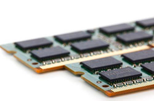 modulos de memoria RAM