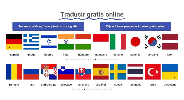 Si necesitas traducir textos profesionalmente, en lostraductores.es pueden ayudarte