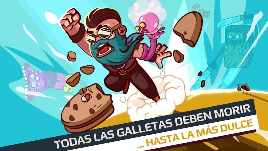 Cookies Must Die es adictivo, súper variado, rápido y gratuito, el combo ideal para no aburrirse en la cuarentena de Semana Santa