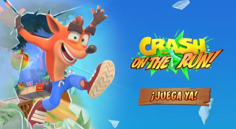 Crash Bandicoot: On the Run! Llega a occidente para estrenar en Semana Santa