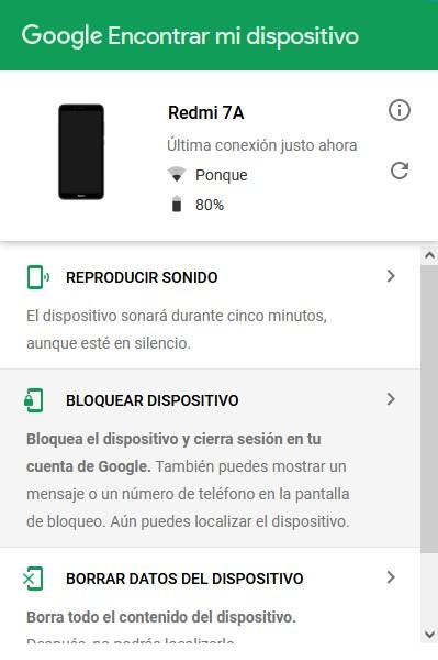 Cómo rastrear tu celular con la herramienta de localización de dispositivo de Android