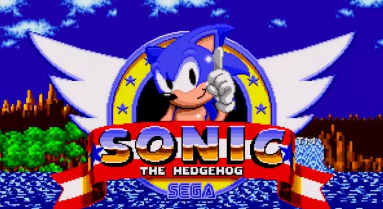 Sonic cumplió 30 años