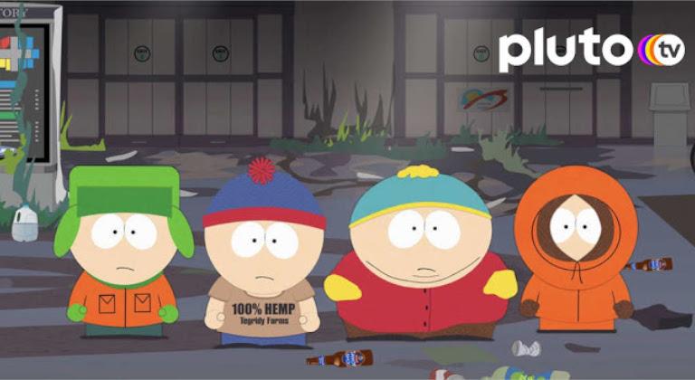 southpark pluto-tv