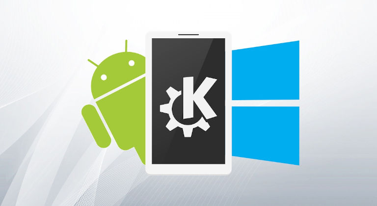 KDE Connect Windows
