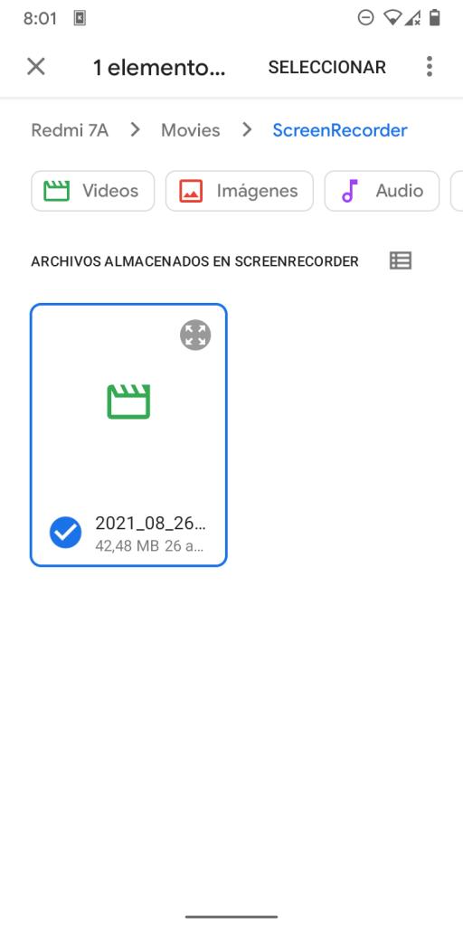 Enviando archivos del teléfono a la compu con KDE Connect