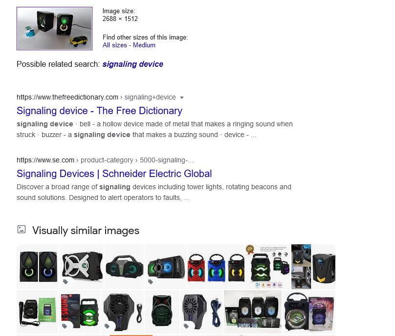 Trucos de Google como la búsqueda por imagen te permiten identificar rapidito algún producto o insecto peculiar en tu jardín.