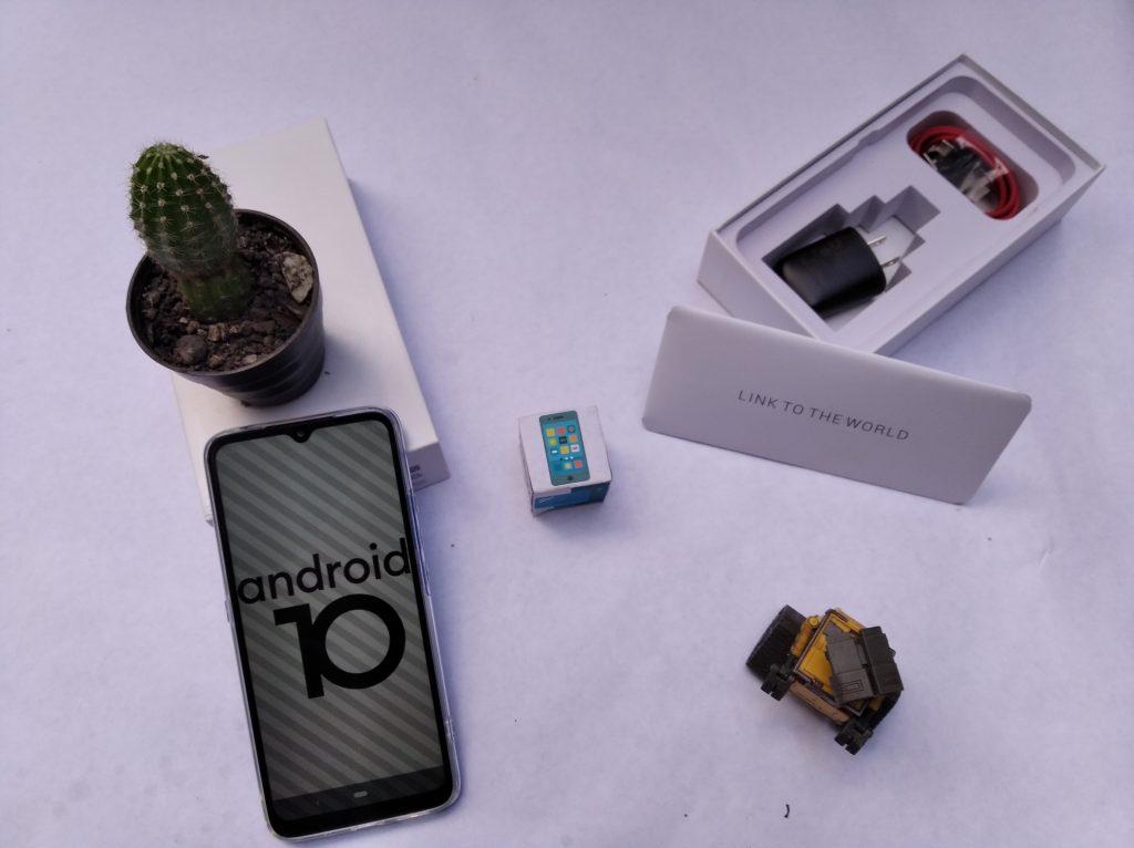 El UMIDIGI A7s es un teléfono Android económico pero con algunos detalles interesantes para su precio