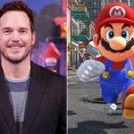 Chris Pratt es Super Mario