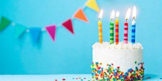 Una colección de frases de cumpleaños